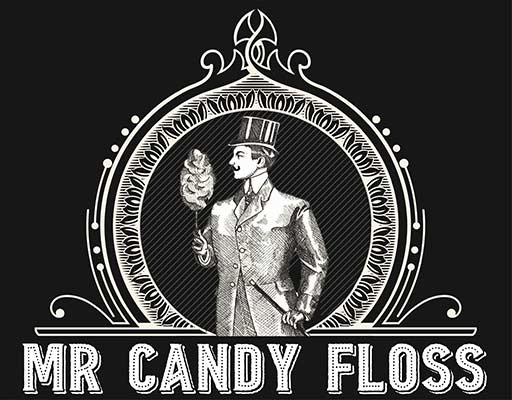 Mr Candy Floss Logo