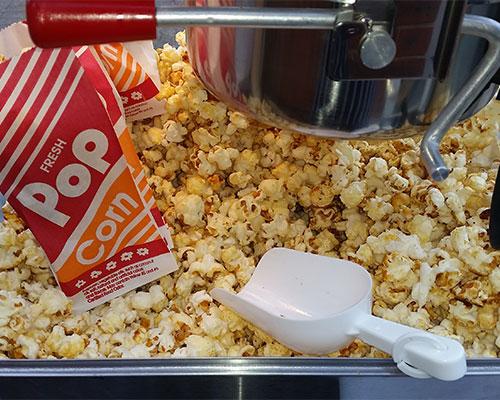 Hire a Popcorn Machine