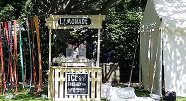 Lemonade Stall Hire
