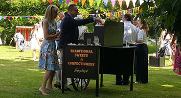 Pick and Mix Stall Hire