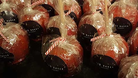 Ted Baker Branded Toffee Apples