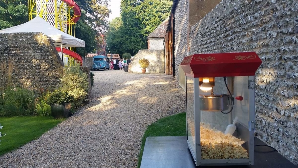 funfair popcorn
