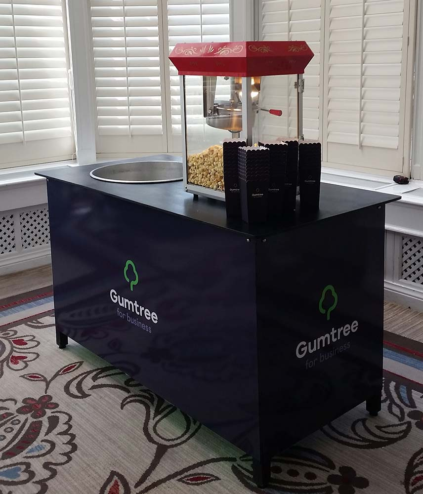 Exhibition Stand Gumtree : Gallery of special events food catering gallery mr candy floss