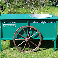 The Ivy Brighton Candy Floss Machine